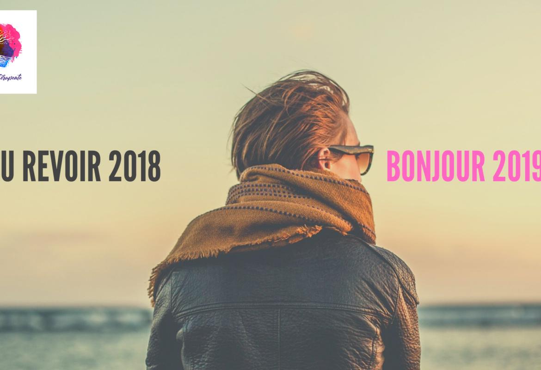"""Atelier """"au revoir 2018, Bonjour 2019"""" maud-art-thérapeute maincy 77"""